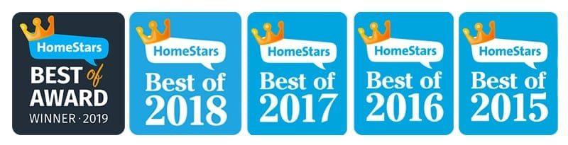 Best of Homestars